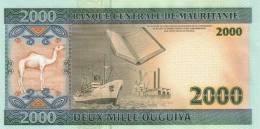 MAURITANIA P. 14a 2000 O 2004 UNC - Mauritania
