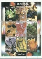 SOMALIA 2002   ** MNH   MINERALES DEL MUNDO - Minerales