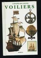 L' Epopée Des Grands Voiliers Trois Continents Lausanne 1998 - Boats