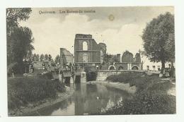 Quiévrain  *  Les Ruines Du Moulin - Quiévrain
