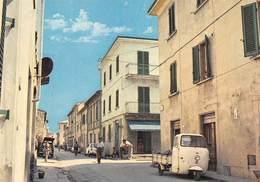 """0219 """" IOLO(PO)"""" ANIMATA, AUTO ANNI'50 MOTOCARRO APE. CART. ORIG.NON SPED. - Italie"""