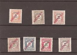 Portugal - Selos 1911 - Porteado - Novos - News - Stamps - Timbres - Filatelia - Philately - Angola - Angola