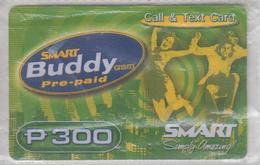 PHILIPPINES 2003 SMART BUDDY 2 PHONE CARDS - Philippines