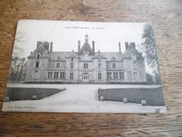 CPA De Aillières - Le Château - Autres Communes