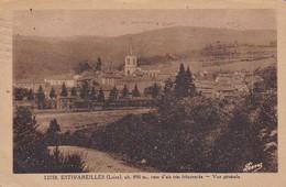 CPA Estivareilles (Loire) - Cure D'air Très Fréquentée - Vue Générale - Ca. 1945 (36840) - Saint Just Saint Rambert
