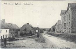 VILLERS-DEUX-EGLISES - La Grand'rue - Cerfontaine