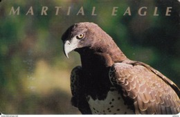RSATRANS : SAF-TR05 R5 SAA Green Rev.MARTIAL EAGLE MINT - Afrique Du Sud