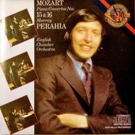 MURRAY PERAHIA, Mozart. Piano Et Direction De L'Orchestre. 1 Cd. CBS Records. - Classical