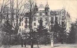 DEUTSCHLAND Allemagne ( Hesse ) WIESBADEN : Kurhaus BAD NEROTAL Hotel - CPA - Germany - Wiesbaden