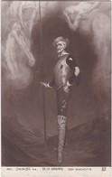 D267 LES RÊVES DE DON QUICHOTTE - DE LA GANDARA - SALON 1913 - Peintures & Tableaux