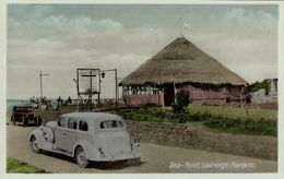Mozambique, LOURENÇO MARQUES, Sea-Point, Car (1930s) Postcard - Mosambik