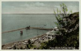 Mozambique, LOURENÇO MARQUES, Polona Beach (1930s) Postcard - Mozambique