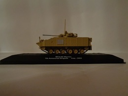 Véhicule  MCV-80 WARRIOR- 7th Armoured Brigade - Iraq-2003 - 1/72- Neuf - Altaya - Voitures, Camions, Bus