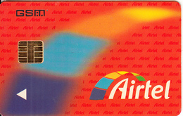 SPAIN - AIRTEL GSM, Used - Airtel