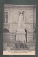 CPA (16) Verteuil - Monument élevé En Mémoire Des Soldats Morts Pour La France - Autres Communes