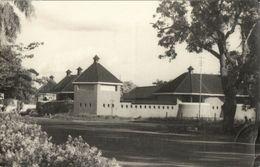 Ghana, KUMASI, The Fort (1960s) RPPC Postcard - Ghana - Gold Coast