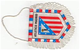 Fanions Club Espagnol :  Atletico Madrid. Banderín. . Banner - Kleding, Souvenirs & Andere
