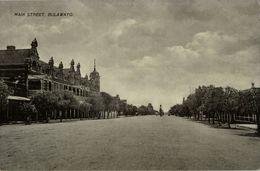 Rhodesia, BULAWAYO, Main Street (1910s) Raphael Tuck Postcard - Zimbabwe