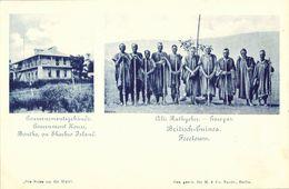 British Guinea, FREETOWN, Native Council, Government House Bonthe Sherbro Island - Sierra Leone