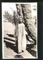 AK Assuan, Nubian Girl, Arabisches Mädchen - Etnicas