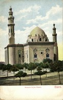 Egypt, CAIRO, Sultan Hassan Mosque (1910s) Postcard - Cairo