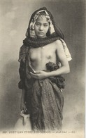Egypt, Native Arab Girl With Vase, Jewelry (1910s) LL. Postcard - Egypt