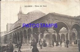 101078 ITALY BOLOGNA EMILIA ROMAÑA THE CHURCH CIRCULATED TO ARGENTINA POSTAL POSTCARD - Non Classificati