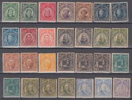 Administración Americana, 1906- 1914 Lote De Sellos   /*/ - Filipinas