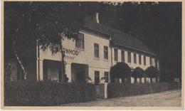 AKEO Card About The International School 'Kornmod' In Denmark With Text In Esperanto - Published In Silkeborg, Denmark - Esperanto