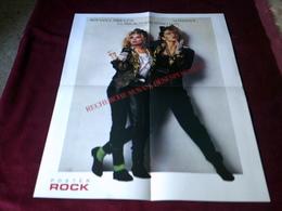 POSTER ROCK  DE MADONNA  DU FILM RECHERCHE  SUSAN DESESPEREMENT  440 X 540 Mm - Affiches & Posters
