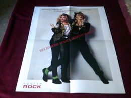 POSTER ROCK  DE MADONNA  DU FILM RECHERCHE  SUSAN DESESPEREMENT  440 X 540 Mm - Plakate & Poster