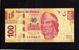 MEXICO. Bankanote 100 Pesos UNC 2012 - Mexique