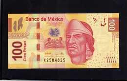 MEXICO. Bankanote 100 Pesos UNC 2012 - Mexico