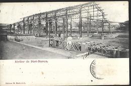 ETHIOPIE   Atelier De Diré -  Daoua   CPA 1908 - Ethiopia