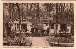 3ΩΓ 115. Dans Les Bois De La Ferté -- Par Varennes Le Grand -- Chez Mimile - France
