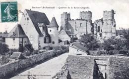03 - Bourbon L Archambault -  Quartier De La Sainte Chapelle - Bourbon L'Archambault