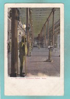 Old Post Card Of The Armoury,Governors Palace,Malta,S64. - Malta
