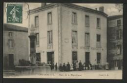 63 ORSONNETTE - Place De La République - Francia