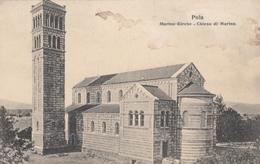 Pola Pula - Marine Kirche - Croatia