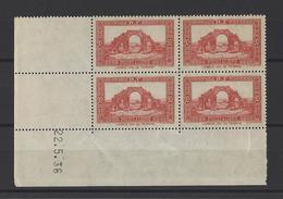 ALGERIE . YT  115  Neuf **  Arc De Triomphe De Lambèse Coin Daté 1936 - Neufs