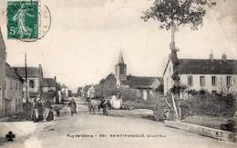 CPA - 63 - SAINT-PARDOUX - Grand'Rue - France