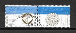 2003 Netherlands Complete Set 300 Years Joh.Enschedé Used/gebruikt/oblitere - Periode 1980-... (Beatrix)