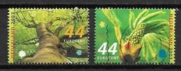 2007 Netherlands Complete Set Trees In Spring Used/gebruikt/oblitere - Periode 1980-... (Beatrix)