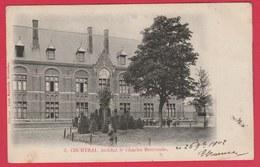 Kortrijk / Courtrai - Institut St Charles Borromée - 1902 ( Verso Zien ) - Kortrijk
