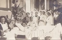 Perpignan. Carte Photo   Hopital 1915 - Perpignan