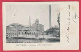 Vilvoorde / Vilvorde - Moulins De Trois Fontaines- 1905 ( Verso Zien ) - Vilvoorde