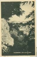 Valkenburg 1957; Dal Vanaf De Ruïne - Gelopen. (Land Van Valkenburg) - Valkenburg