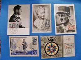 LIQUIDATION ENSEMBLE IMPORTANT DE FDC FRANCE EUROPE ET MONDE - Stamps