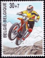 Belgium 2821** Moto Sport MNH - Belgique