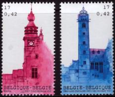 Belgium 3015/16** Toutisme MNH - Neufs